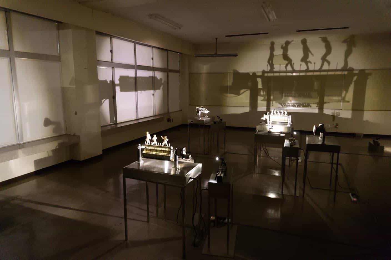 鄭宏昌,手風琴 越後妻有 手風琴/燈光溫室 acoordion conservatory of lights 03