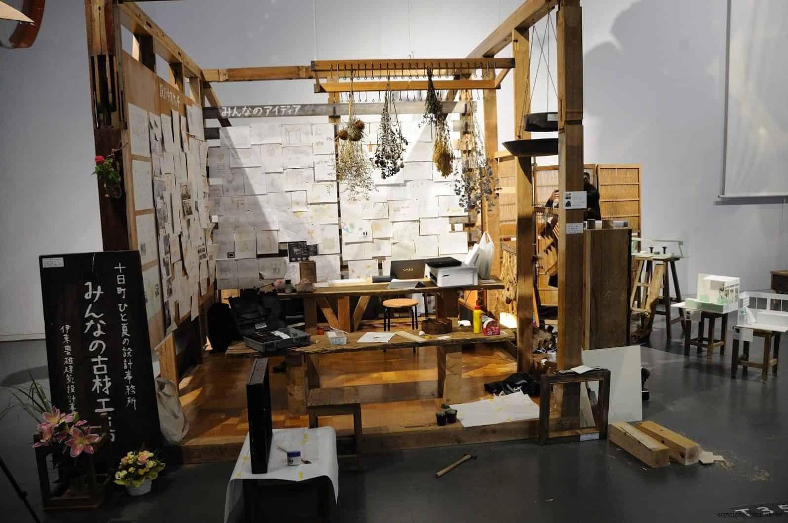 原廣司+ATELIER建築研究所,越後妻有里山現代美術館,2018企劃展「方丈記私記」,千變萬化的方格世界,讓藝術家們在長寬高皆約3公尺的「一方丈」空間裡,打造出他們想像中的世界 越後妻有里山現代美術館 越後妻有里山現代美術館 echigo tsumari kouryukan echigo tsumari exchange center 16 0x0