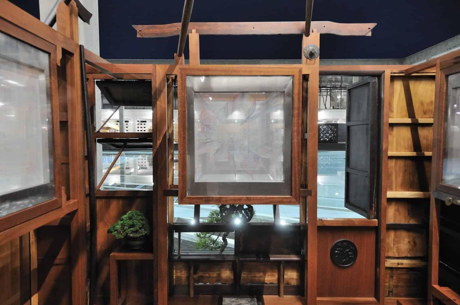 原廣司+ATELIER建築研究所,越後妻有里山現代美術館,2018企劃展「方丈記私記」,千變萬化的方格世界,讓藝術家們在長寬高皆約3公尺的「一方丈」空間裡,打造出他們想像中的世界 越後妻有里山現代美術館 越後妻有里山現代美術館 echigo tsumari kouryukan echigo tsumari exchange center 31