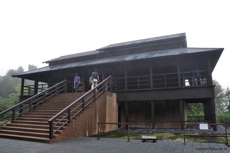 詹姆斯‧特瑞爾,光之館,建築物是以越後妻有地區的傳統家屋重要文化財「星名邸」為雛型所設計 越後妻有 光之館 house of light 08 0x0