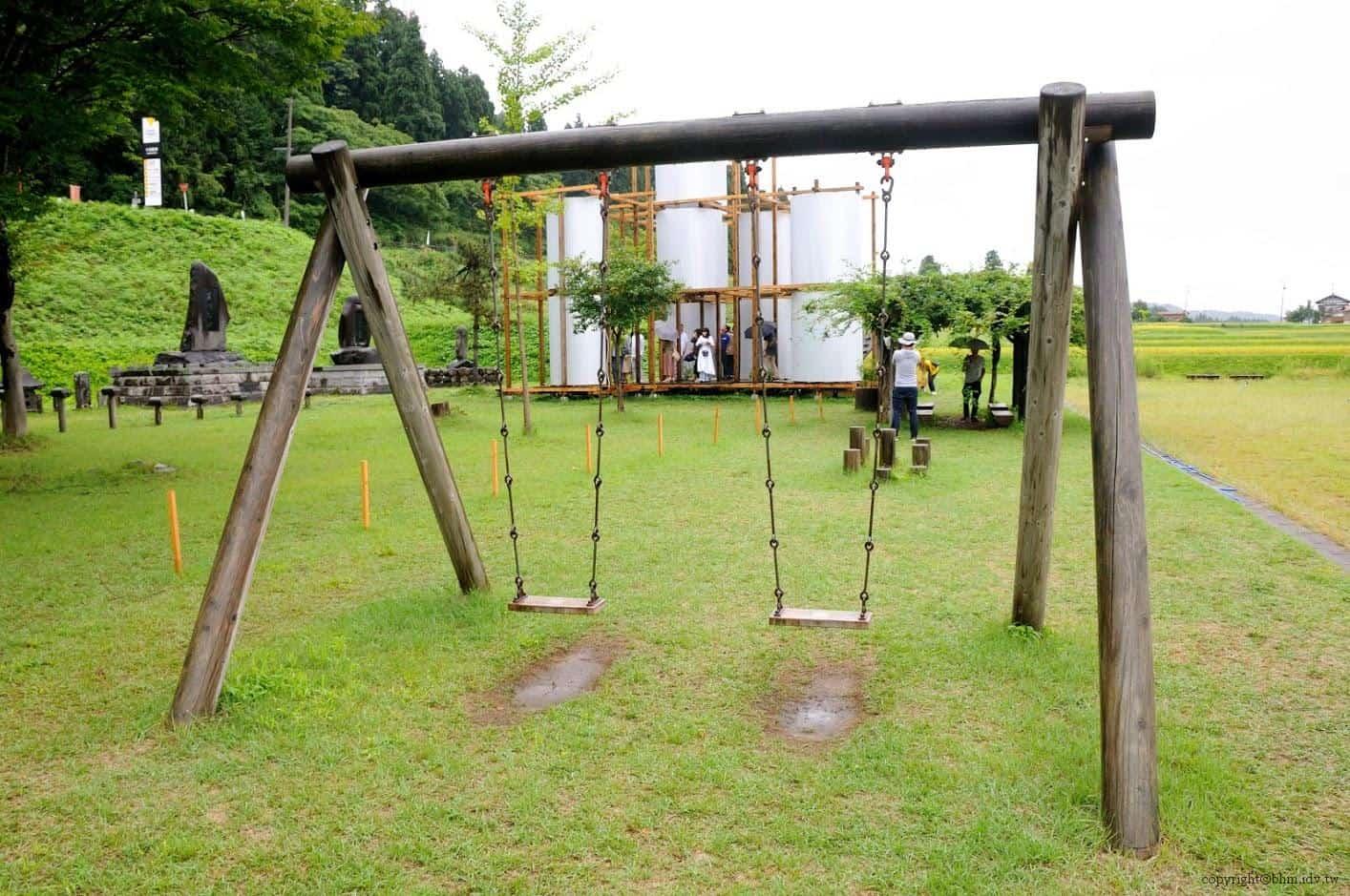 托比亞斯‧普提,太田島公園,如同公園名字般,也提供適合親子遊憩的戶外場所 太田島公園 太田島公園 otajima park 01