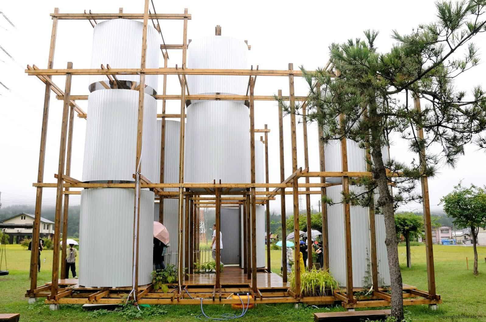 托比亞斯‧普提,太田島公園,可以邊玩邊學習的水管公園 藝術融於入環境 藝術融於入環境 otajima park 02