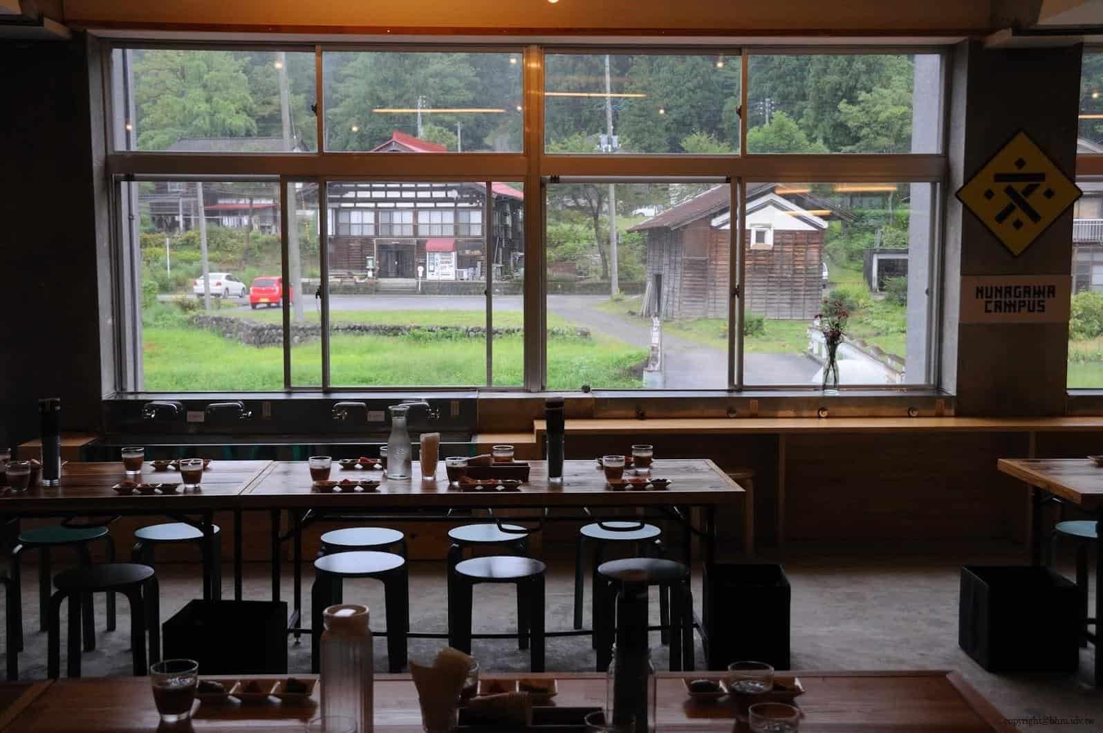 奴奈川校園-TSUMARI KITCHEN,米澤文雄(Jean-Georges),個人很喜歡的用餐空間,環境讓人放鬆與自在 art-field 奴奈川校園-TSUMARI KITCHEN tsumari kitchen 12