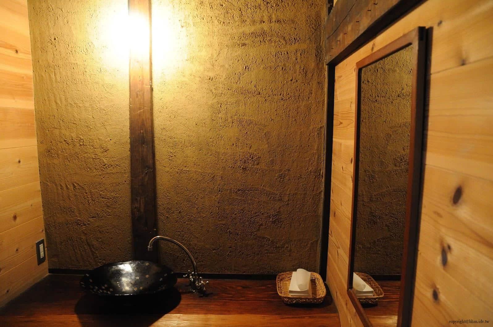 入澤美時/安藤邦廣,產土神之家,一樓洗手間 產土神之家 產土神之家 ubusuna house 13